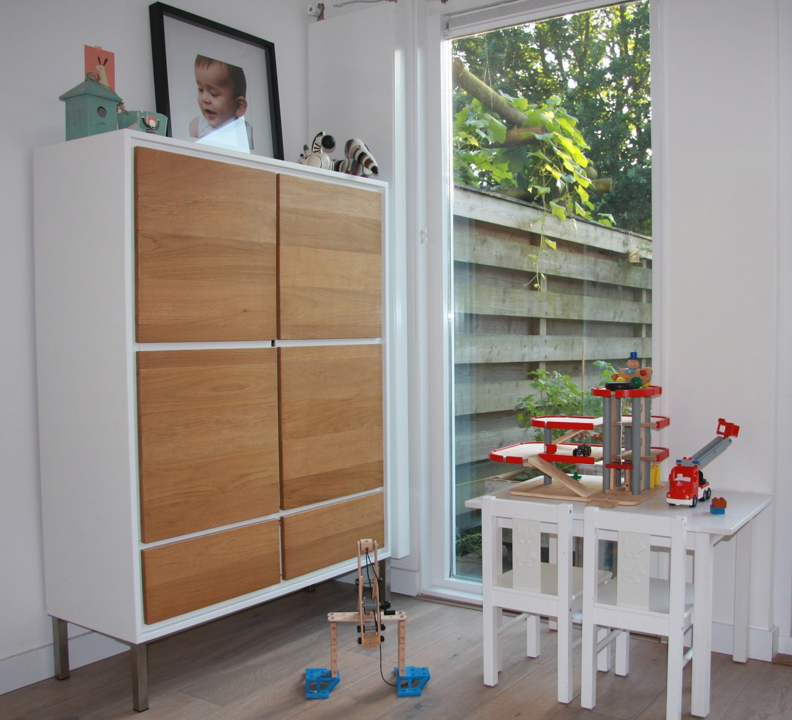 Blog update gezellige rommel for Kast woonkamer