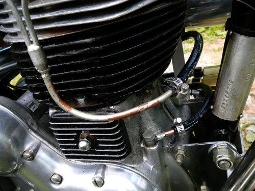 Royal Enfield Oil Cooler | ACE Fireball 535 Bullet | Ace Vintage Oil Cooler with Waterproof Electric Fan | ACE high performance kit for Royal Enfield