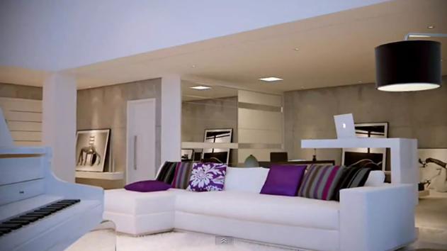 Home improvement ideas decoracion loft minimalista for Ideas decoracion loft