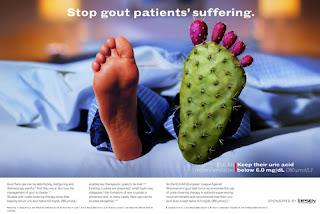 La gota es una enfermedad dolorosa, incapacitante e incómoda, por lo que debemos tomar acciones preventivas