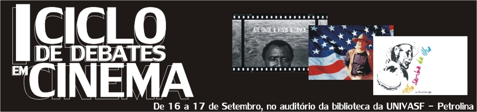 I CICLO DE DEBATES EM CINEMA