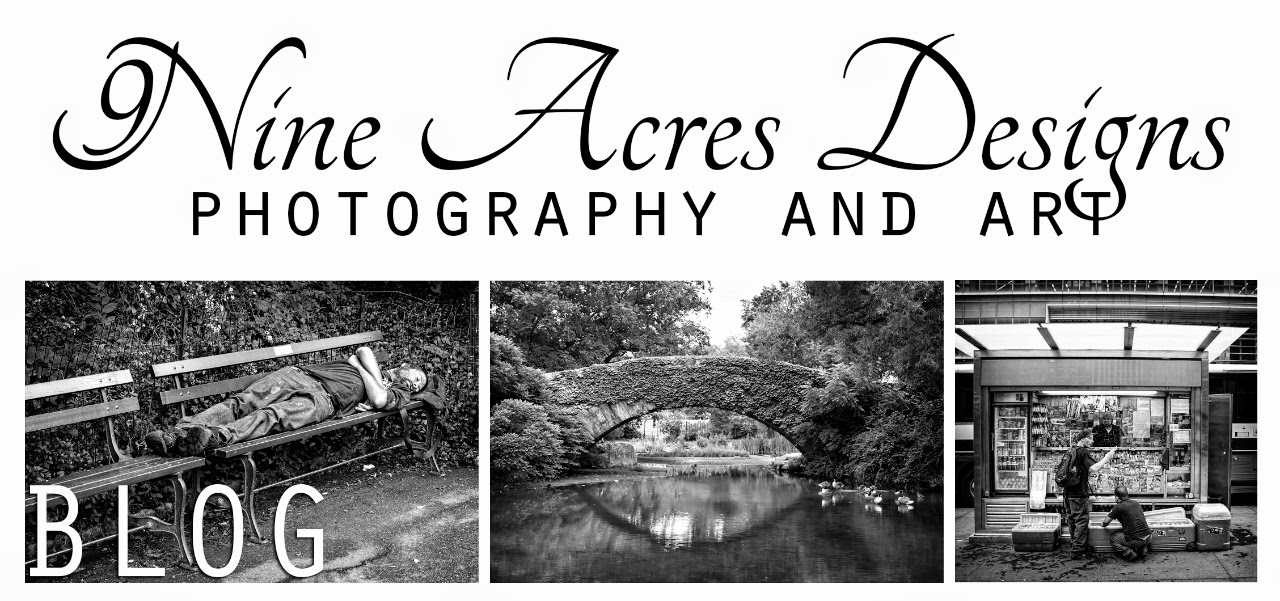 ⓽Blog~Nine Acres Designs