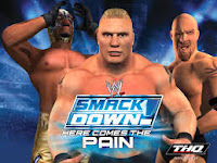 Cheat Kode Smackdown Pain PS2 Lengkap