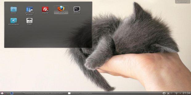 PisiLinux KDE