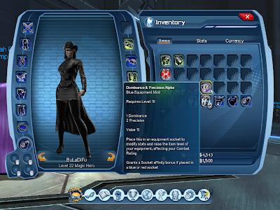 DC Universe Online - Equipment Mod
