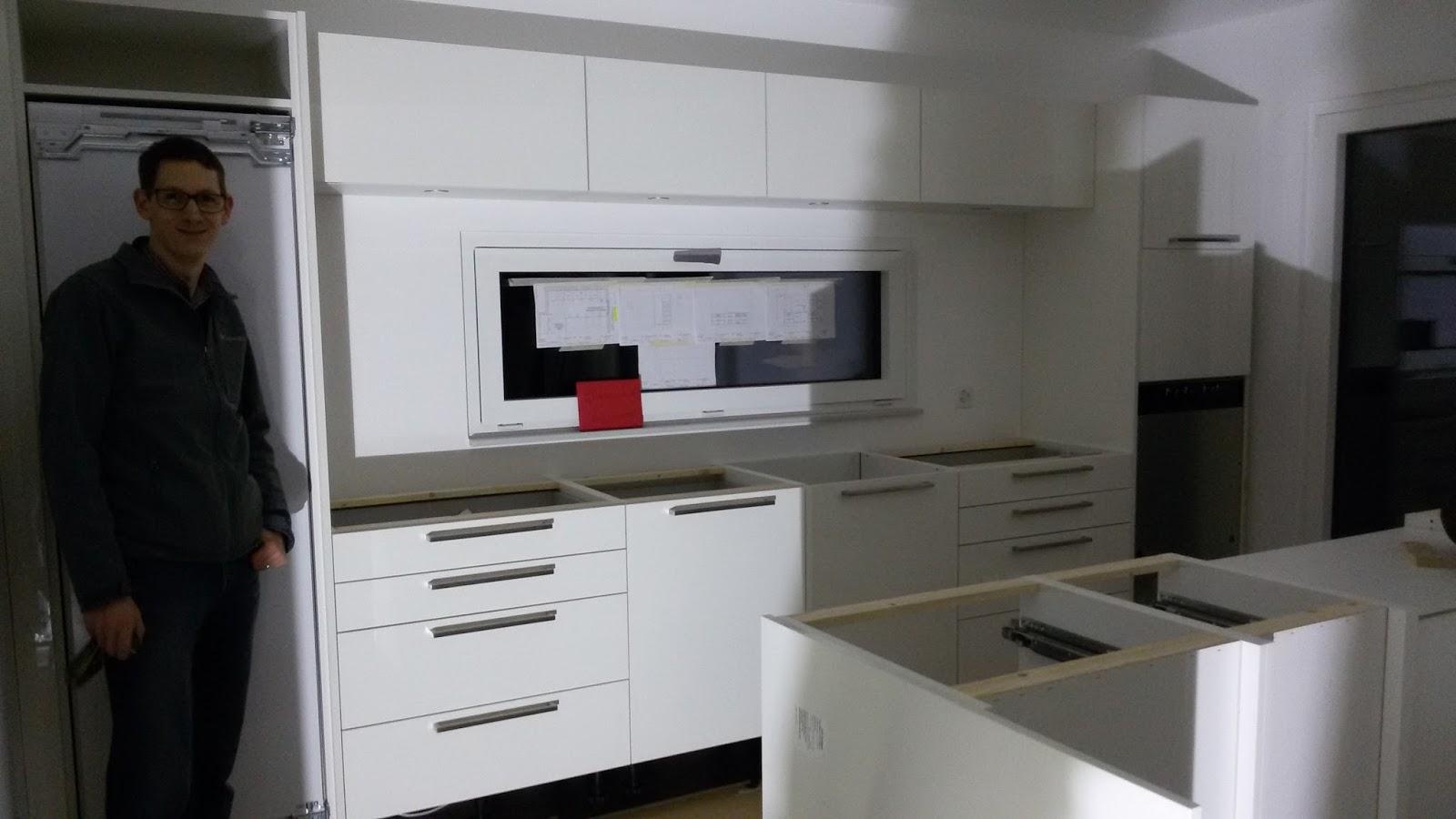 der traum vom haus traumk che. Black Bedroom Furniture Sets. Home Design Ideas
