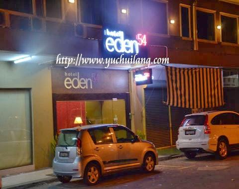 Hotel Eden 54
