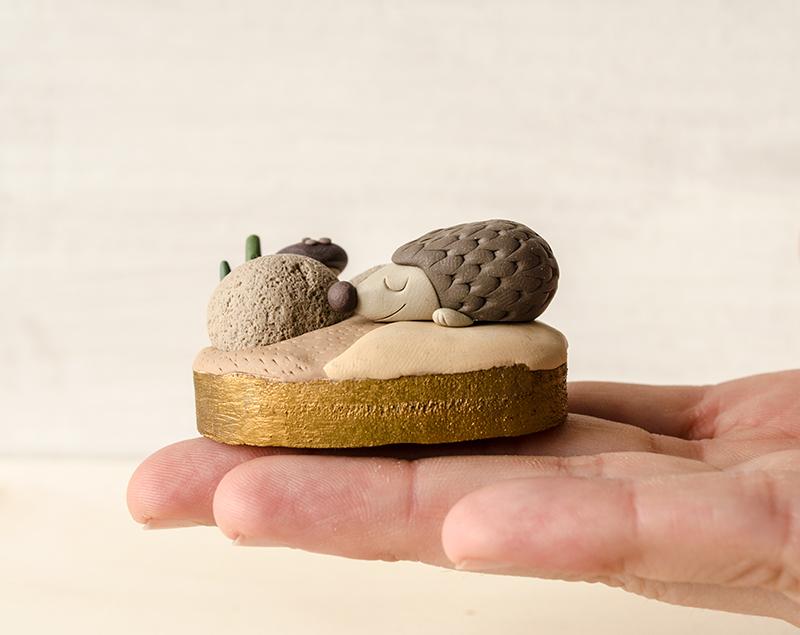decoración en miniatura
