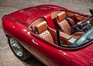 2011 Jaguar E-Type Speedster