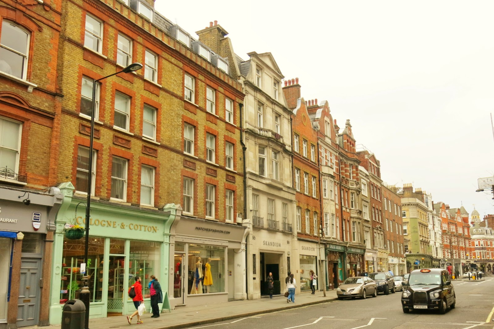 Marylebone - London W1