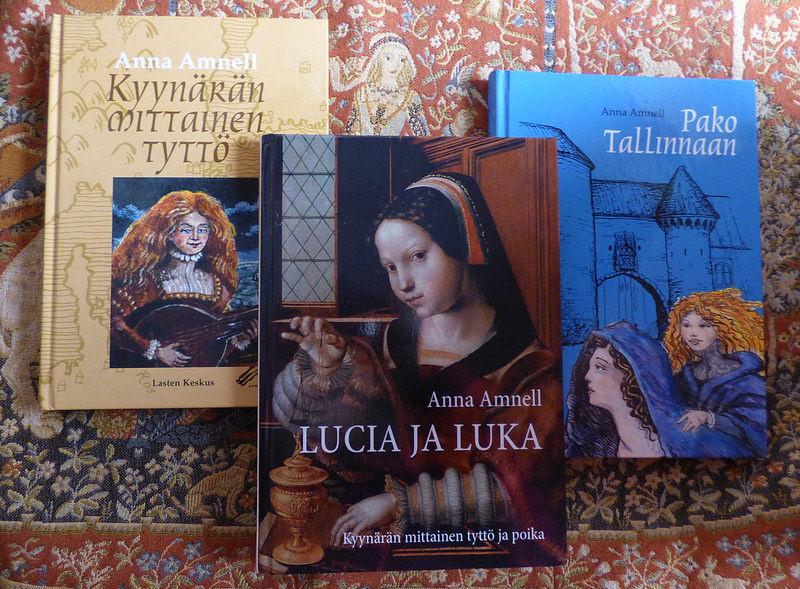 Lucia Olavintytär