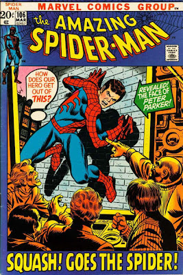 Amazing Spider-Man #106, the Spider-Slayer