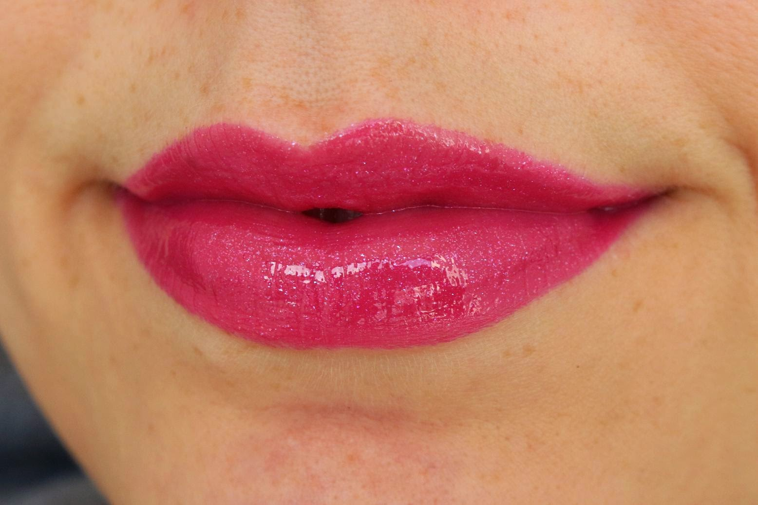 MAC Viva Glam Miley lipstick & gloss