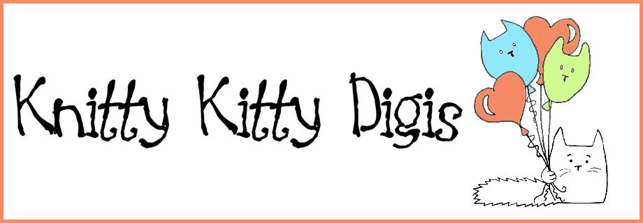 Knitty Kitty Digis