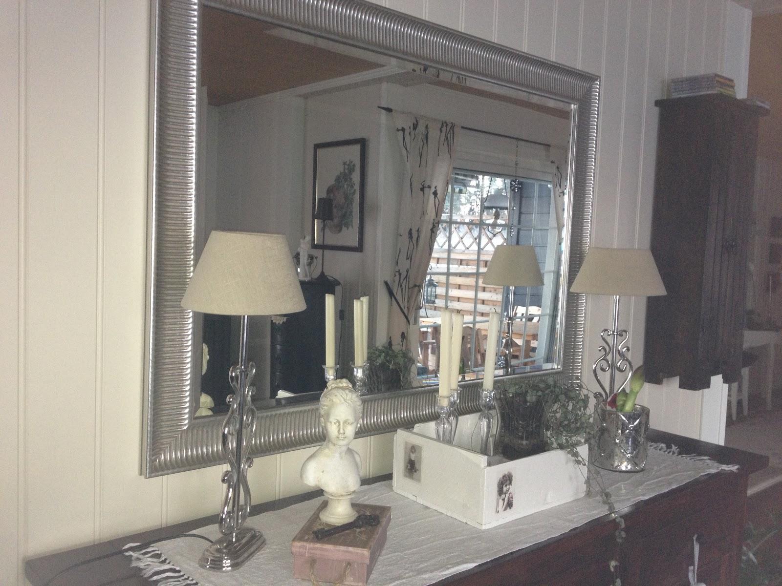 Speil til stue – Alle typer byggesaker