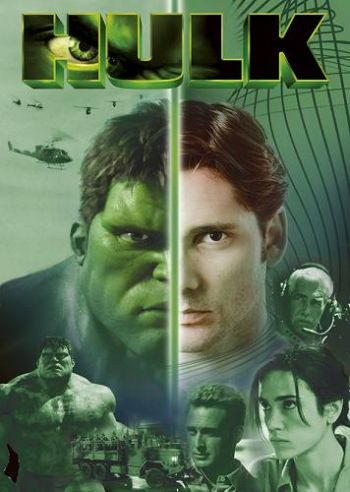 Image result for hulk movie 2003
