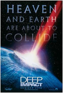 Thiên Thạch Hủy Diệt - Deep Impact (1998) Poster