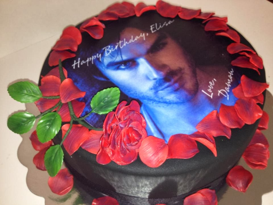My Sweet Fancy Cakes Vampire Diaries Cake