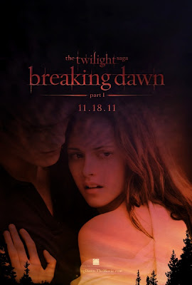 The Twilight Sage: Breaking Dawn - Part 1 poster 2