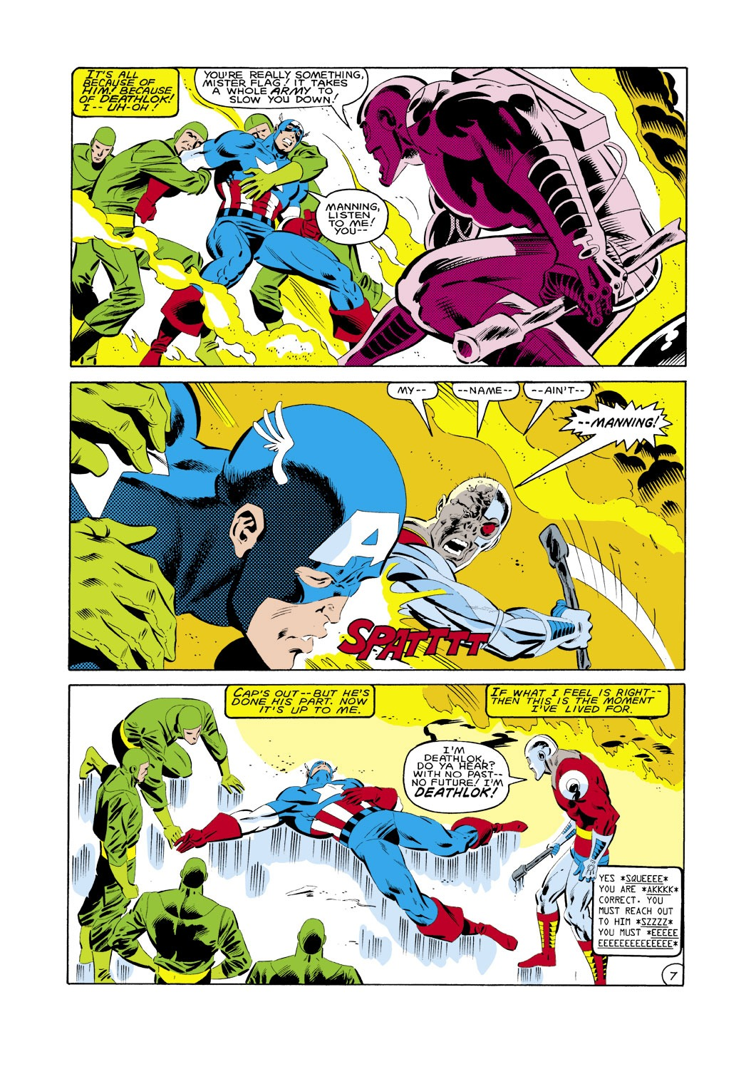 Captain America (1968) Issue #287 #203 - English 8