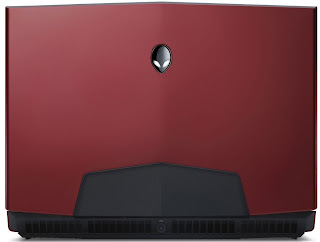 Alienware M18x Back Side Preview