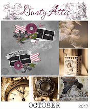 Dusty Attic October Challenge
