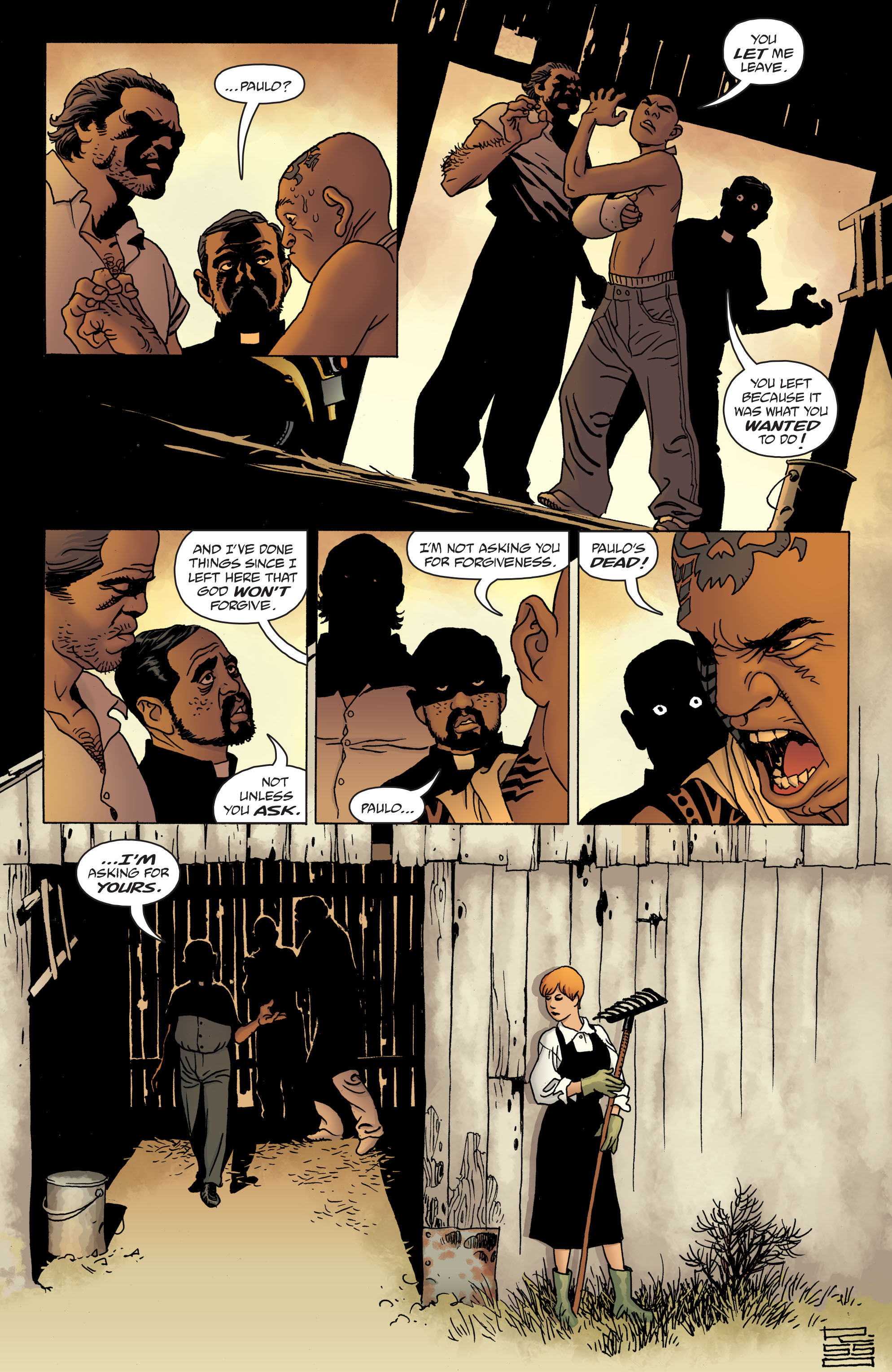 100 Bullets: Brother Lono Full Page 86