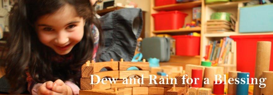 Dew and Rain