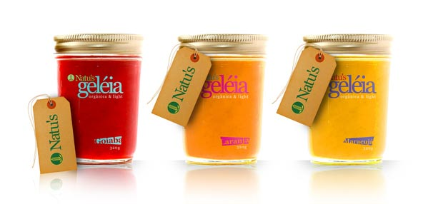 jam packaging design