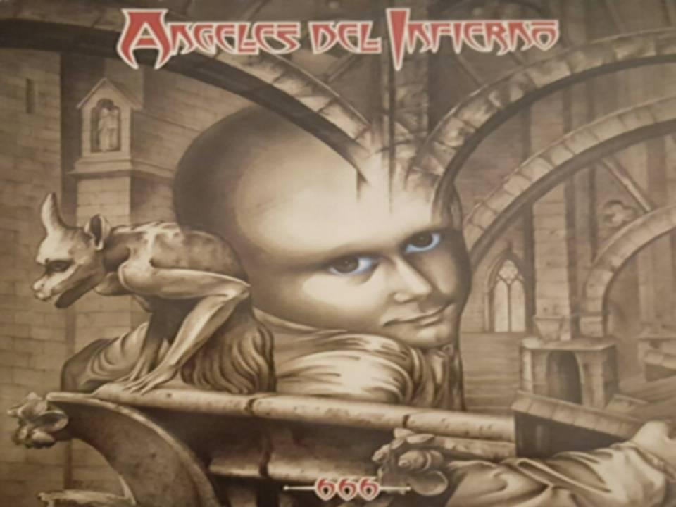 666 Álbum De Ángeles Del Infierno