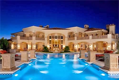 Case di lusso case con piscina for Lusso per la casa dei sogni