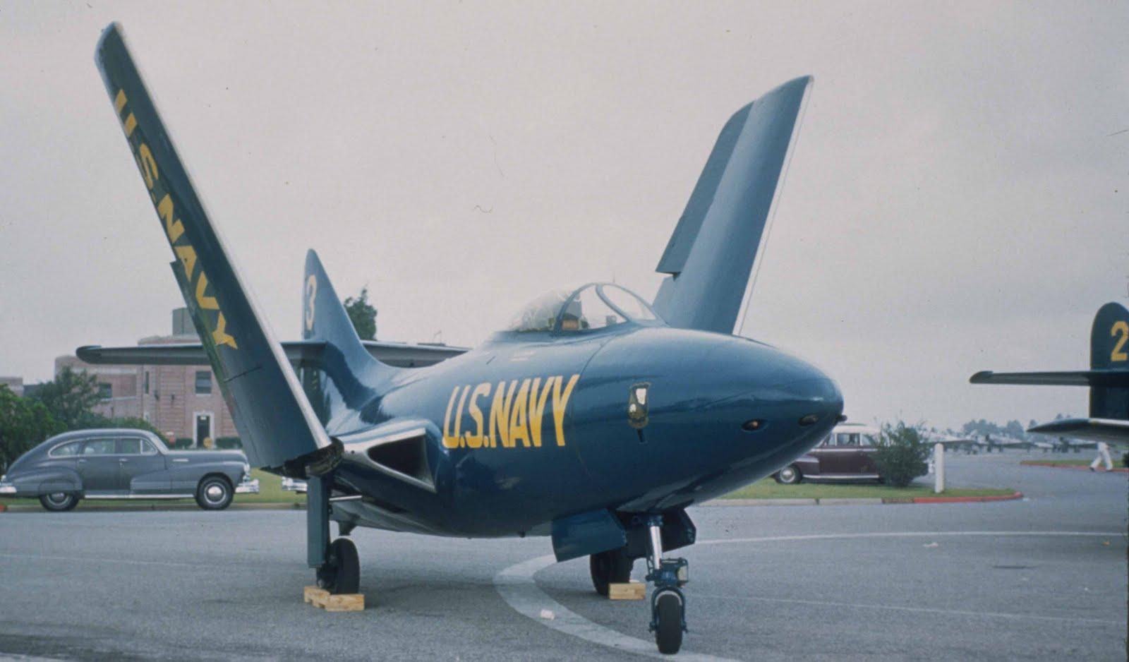 u.s. navy aircraft history: the blue angels aircraft (draft)