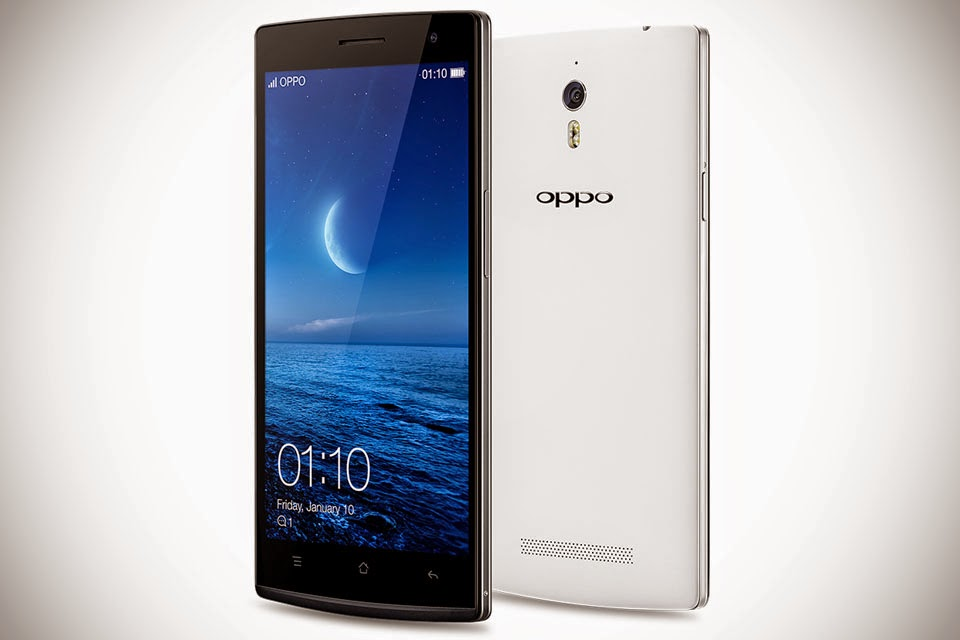Harga Dan Spesifikasi Oppo Find 7 Terbaru 2014
