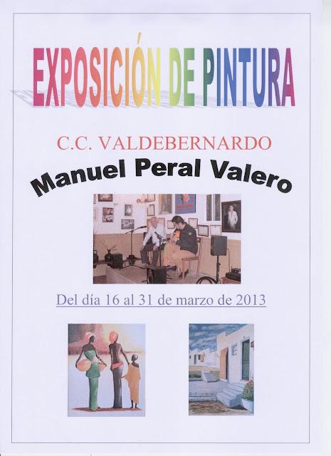 Exposición 2ª quincena de marzo CC Valdebernardo