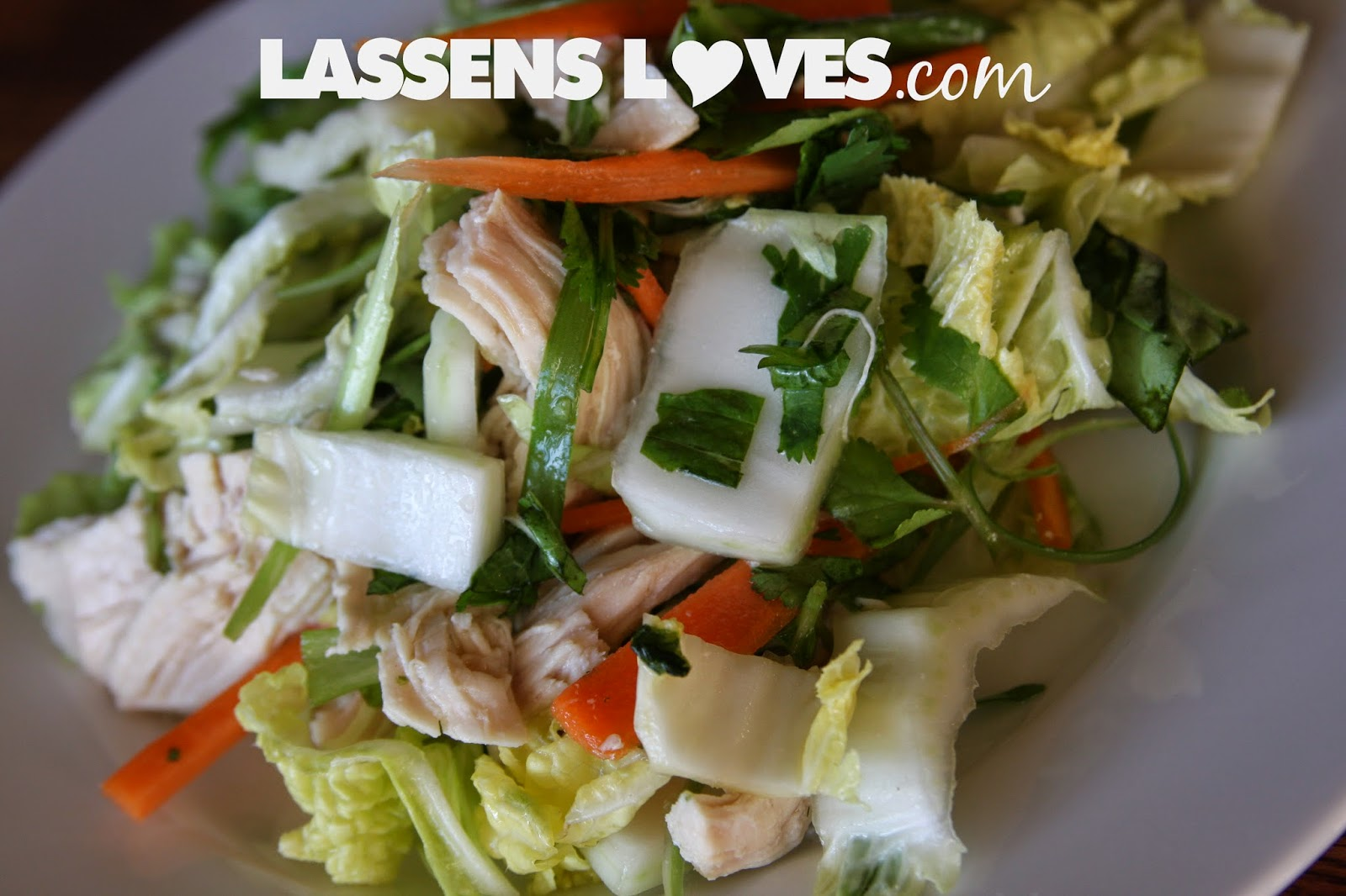 cabbage+salad, paleo+salad, chicken+salad
