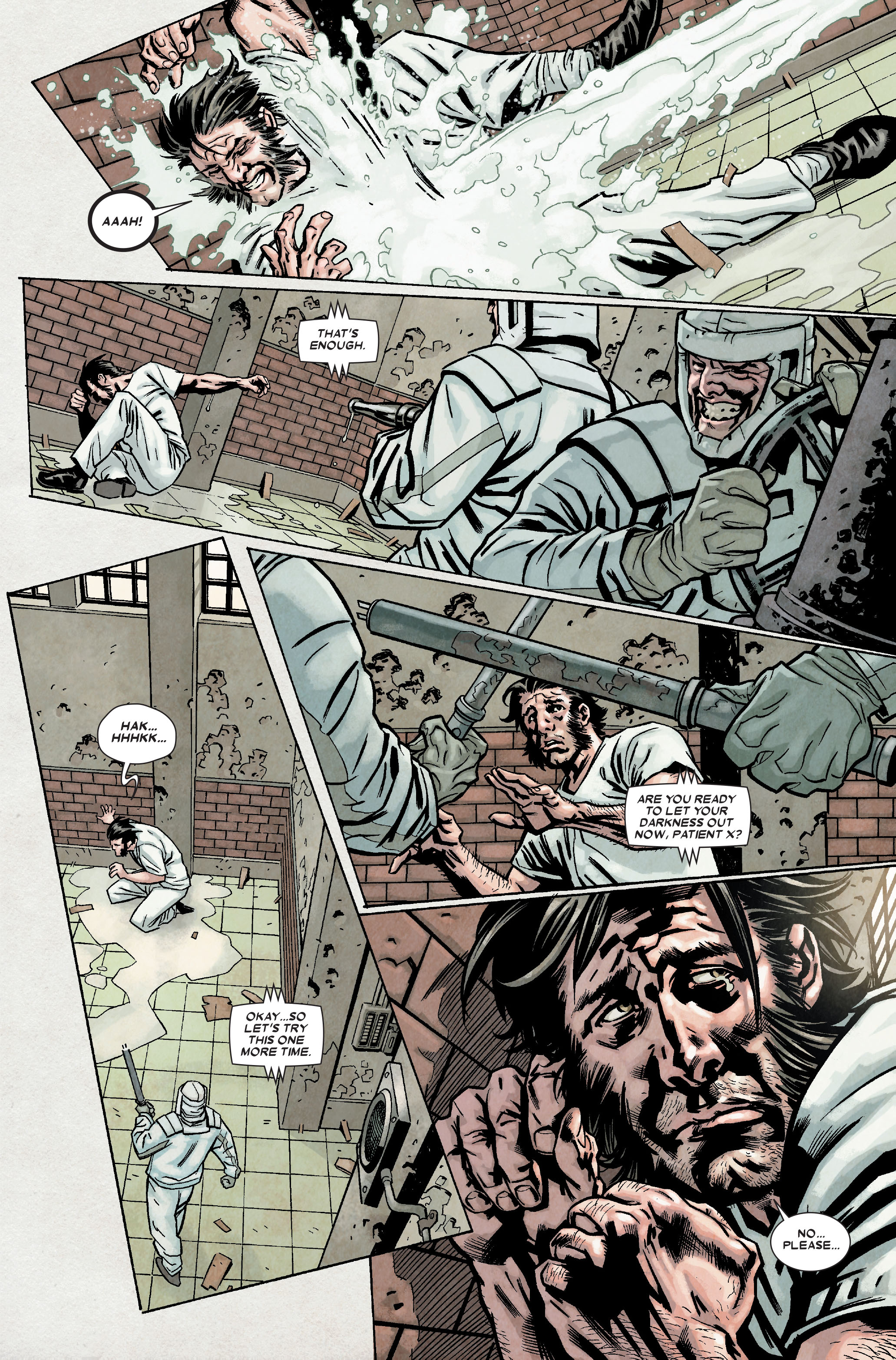 Wolverine: Weapon X #7 #10 - English 20