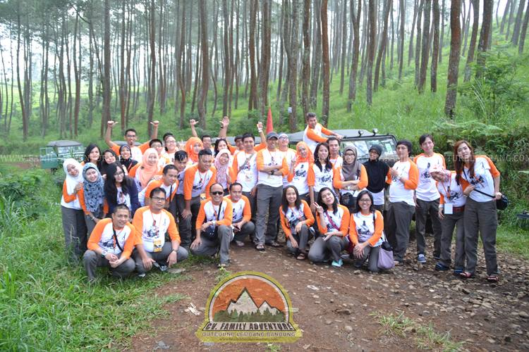 VIDEO GATHERING OUTBOUND LEMBANG BANDUNG
