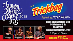 New Years Eve w Trickbag @ Brant Veteran's Club!