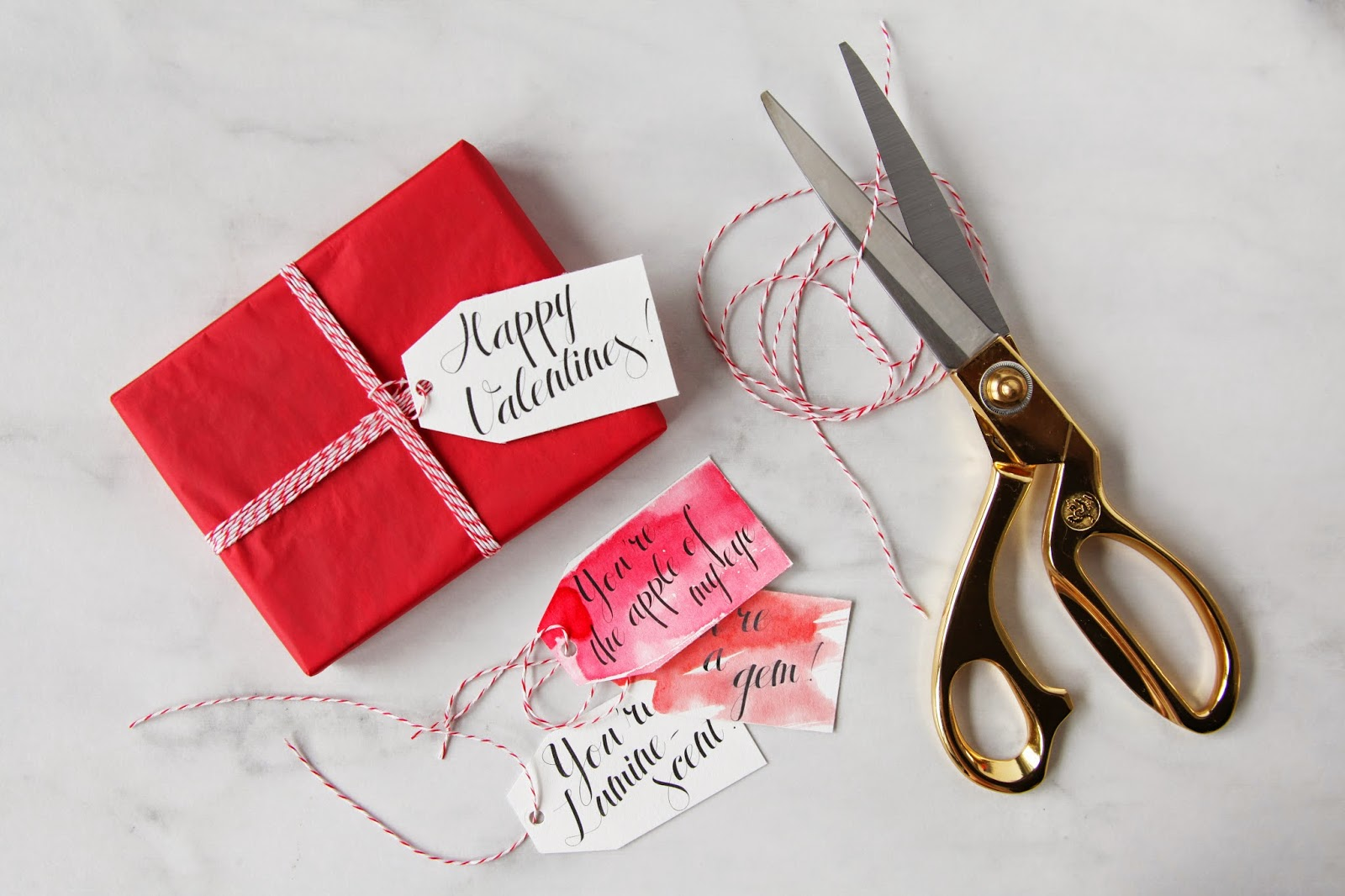 Artifacts Diy Valentine Gift Tags