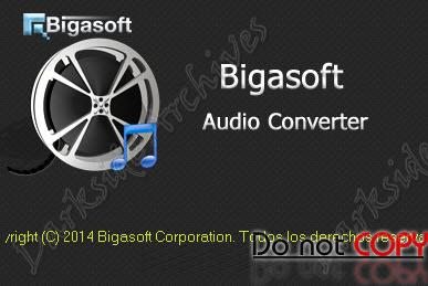 Bigasoft Audio Converter 4.3.5.5344 - Español