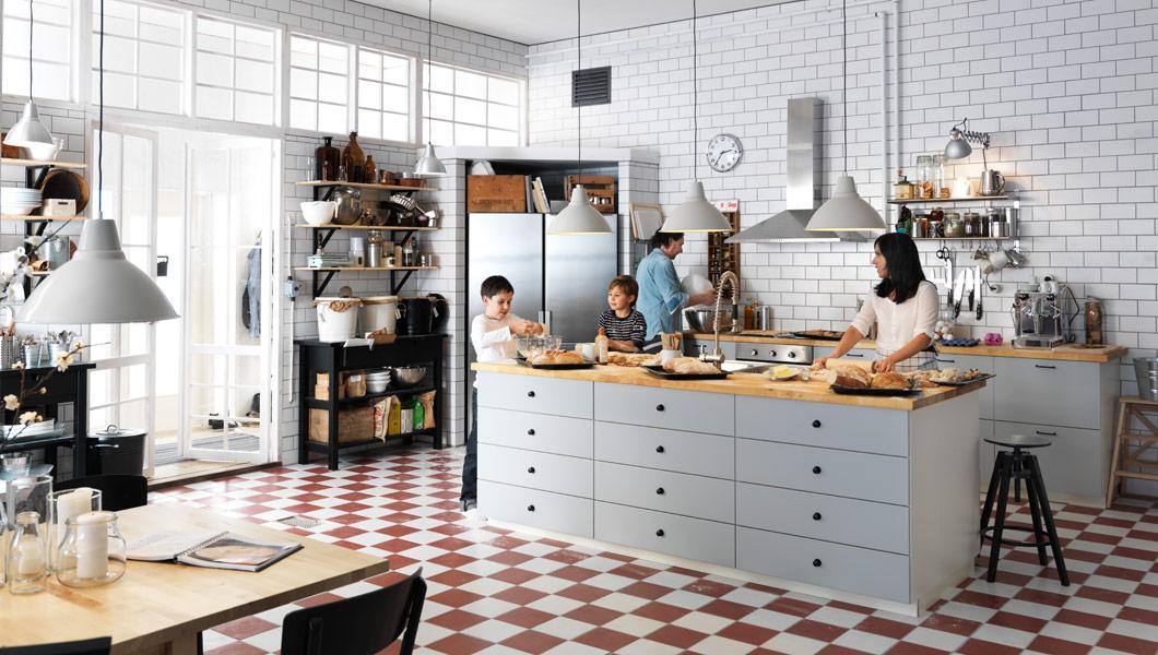 Hele huset og litt til...: trender på kjøkken