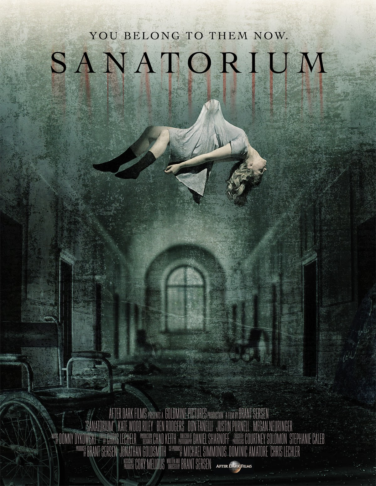 Hospital Del Terror 2013 [DvDRipAudioLatino][Terror]