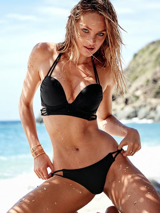 Candice Swanepoel – Victoria's Secret (January 2015)
