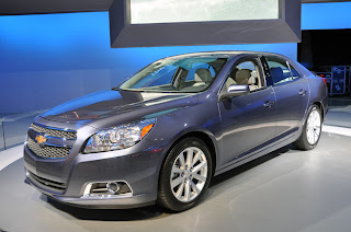 Chevrolet Malibu ECO Pictures