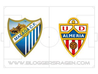 Prediksi Pertandingan Almeria vs Malaga