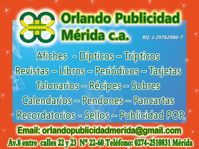 ORLANDO PUBLICIDAD
