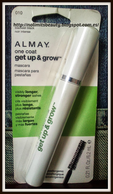 Almay: Máscara Get Up & Grow