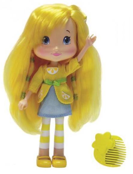 Mimie Citron poupée