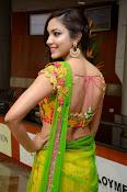 Reetu varma sizzling in half saree-thumbnail-1