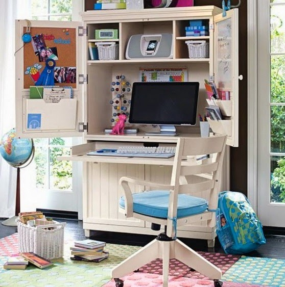 Choosing Furniture for Kids Learning Space